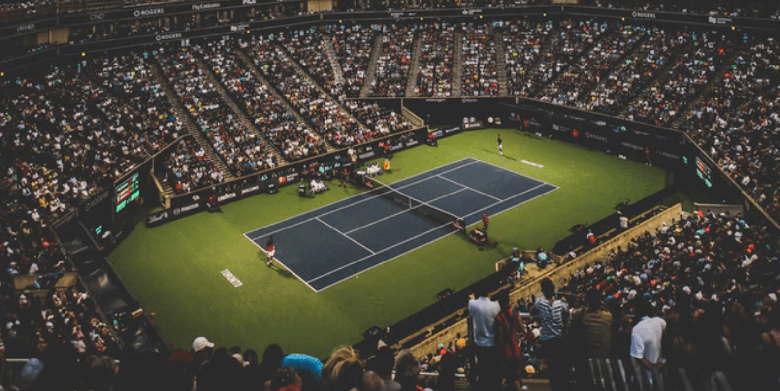 us open tennis fan experience